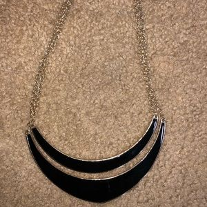 Jewelry - Black Bib statement necklace